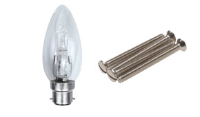 Electrical Fittings & Bulbs