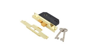 Mortice Sashlocks - 2 Lever