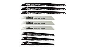 Silverline Sabre Saw Blades