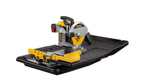 Tile Cutters - Powered