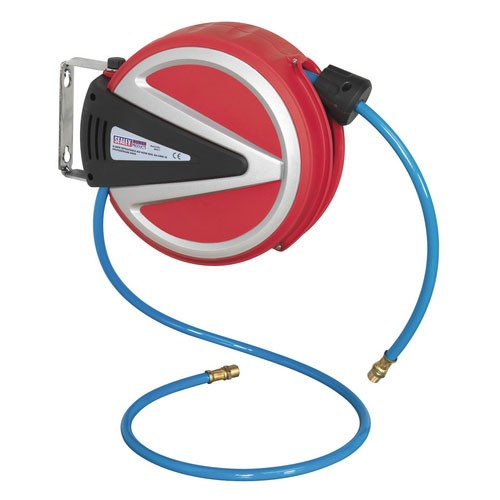 Retracting Hose Reels