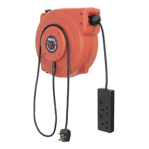 Retracting Cable Reels