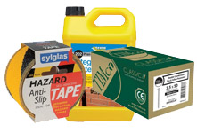 Adhesives, Fixings & Hardware