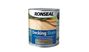 Decking Oils, Stains, Paints & Cleaning