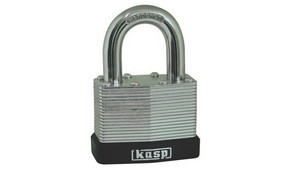 Kasp Laminated Padlocks