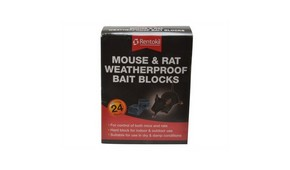 Rodent Control Baits & Chemicals