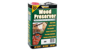 Woodstains & Wood Preservers