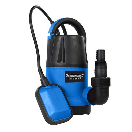 Water & Submersible Pumps